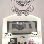 Halloween Decor: Black & White