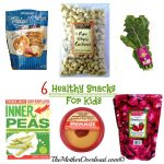 6 Healthy Snacks For Kids