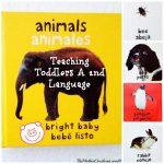 Bilingual Toddlers Are Mental Jugglers