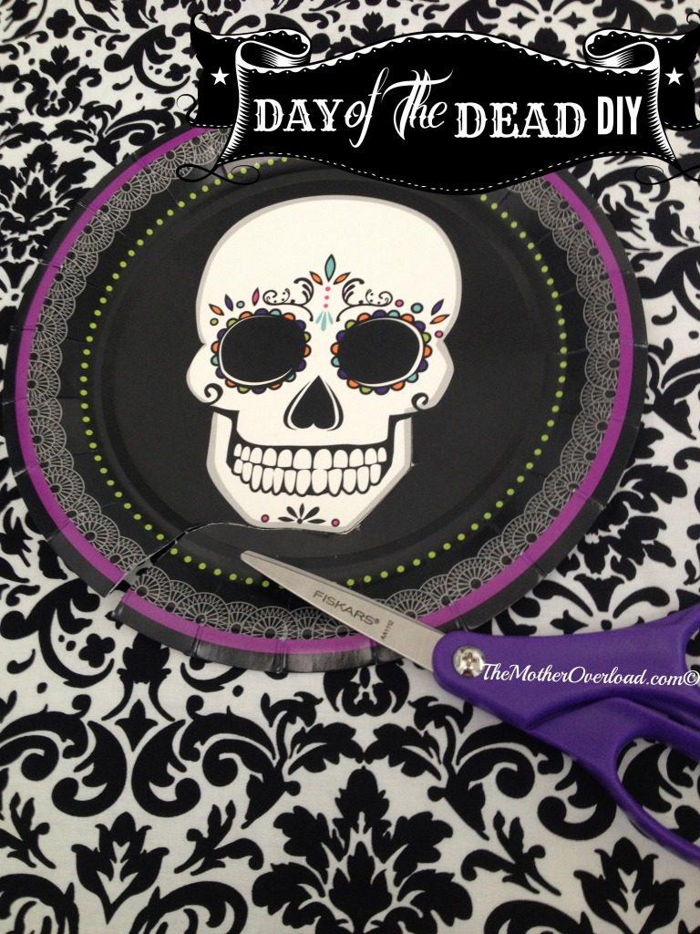 Dia de Los muertos diy