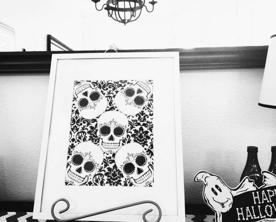 dia de muertos-DIY-Art-Día de Los Muertos
