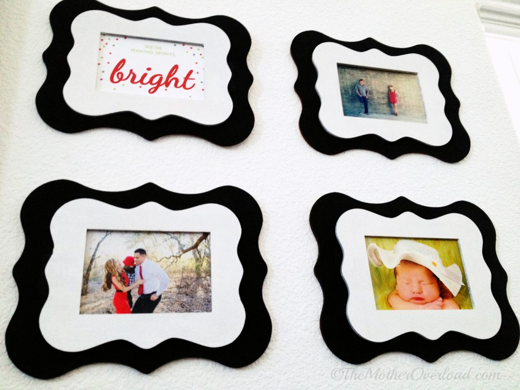 DIY Frames - Holiday