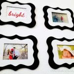 DIY Frames – Holiday Décor