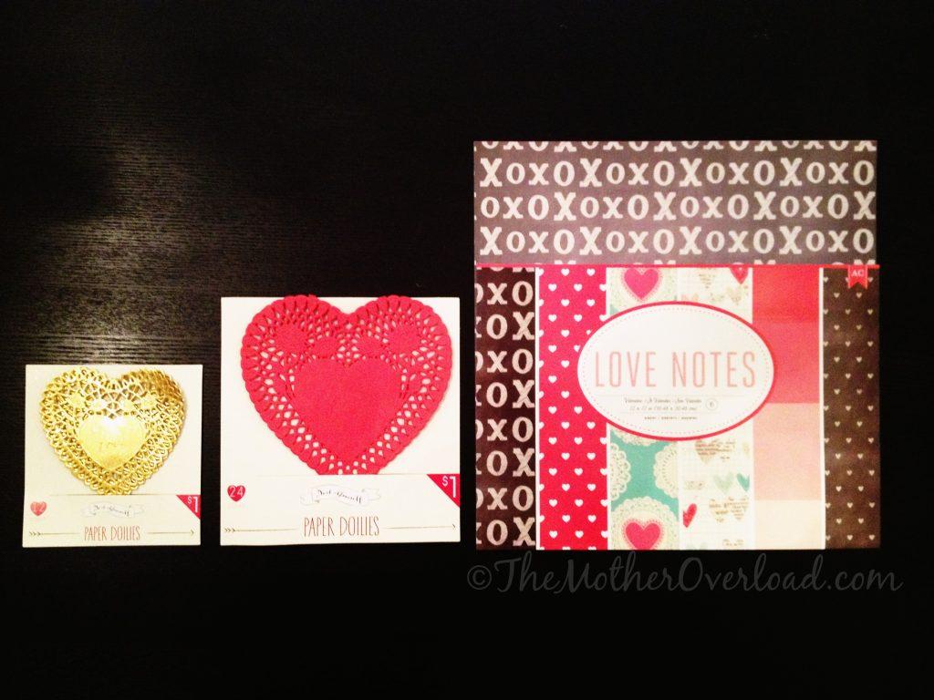 Target Dollar Bin Valentine's Day