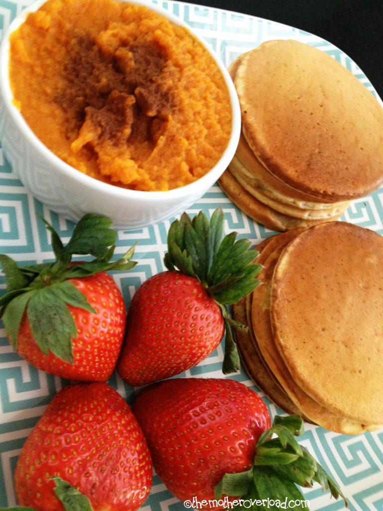 Pumpkin-Spice-Pancakes-Eggfree-Cholesterolfree