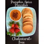 Pumpkin Spice Pancake Recipe: Egg-free & Cholesterol-Free