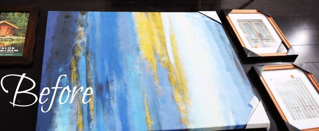 Canvas-Painting