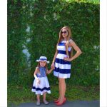 Easter Mommy & Me: #TMOstyle
