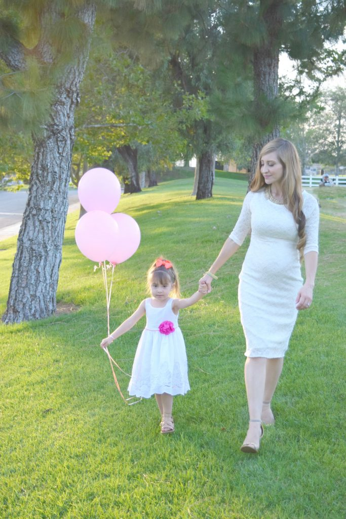 Gender Reveal - PinkBlush - Style The Bump