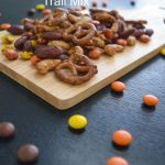 Pumpkin Pie Spice Trail Mix