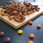 Pumpkin Pie Spice Trail Mix