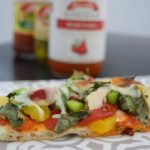 Cooking with Kids: Naan Pizza