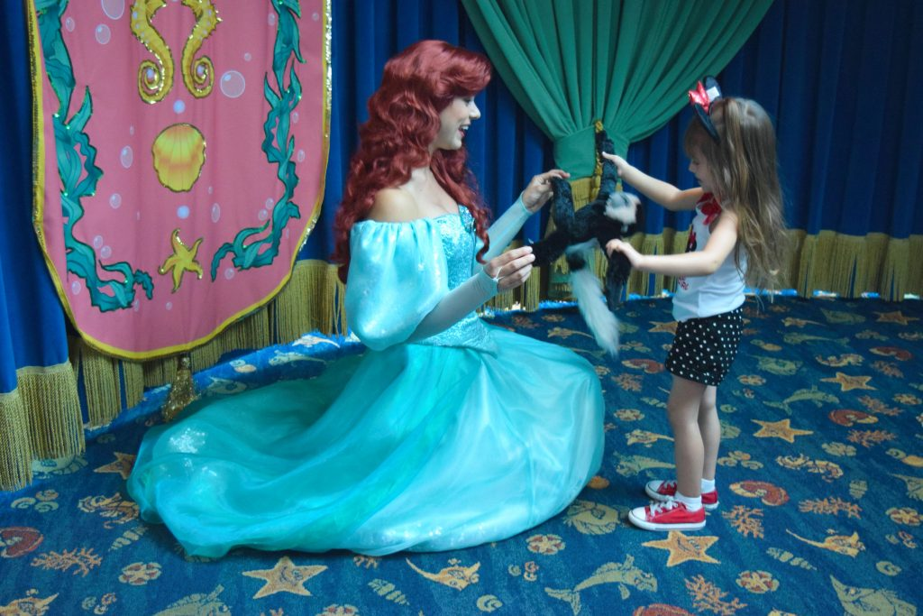 Ariels-Grotto-Disney-California-Adventures-Birthday Celebration-Ideas