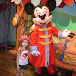 Birthday Celebration At Disneyland CA & Disneyland Hotel