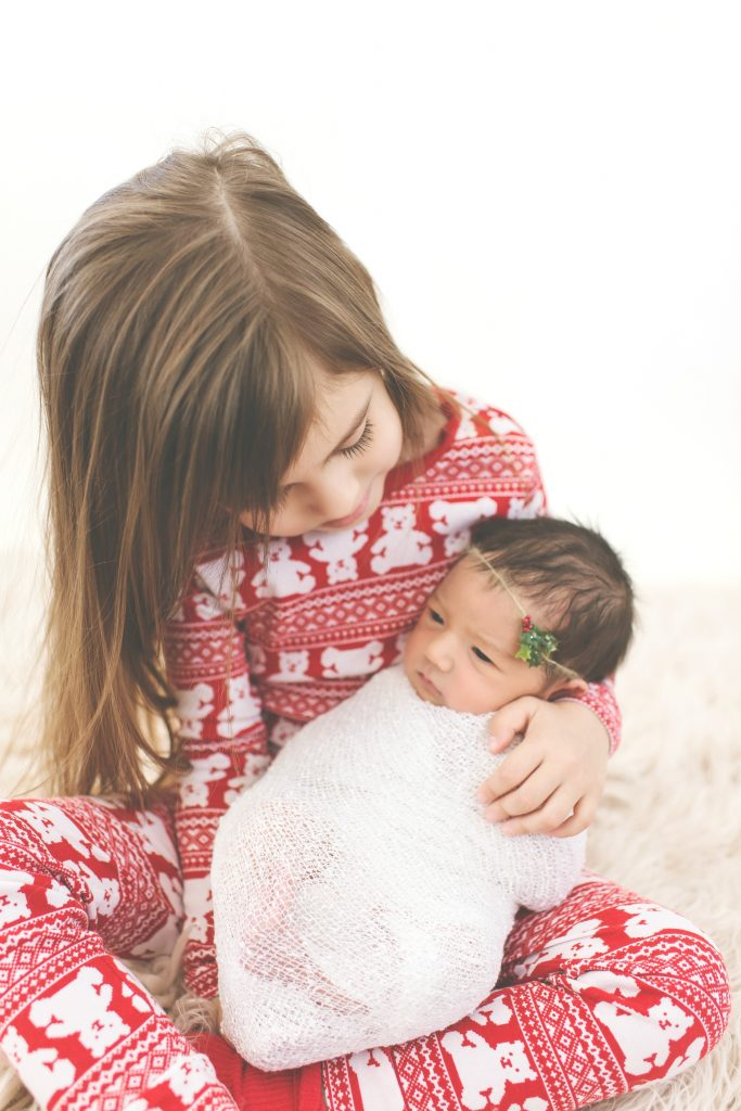 Newborn-Photography-Preschooler-Sister-Love