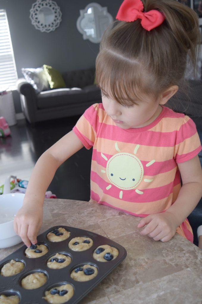 Chia-Blueberry-Banana-Mini-Muffins-Eggfree-Vegan