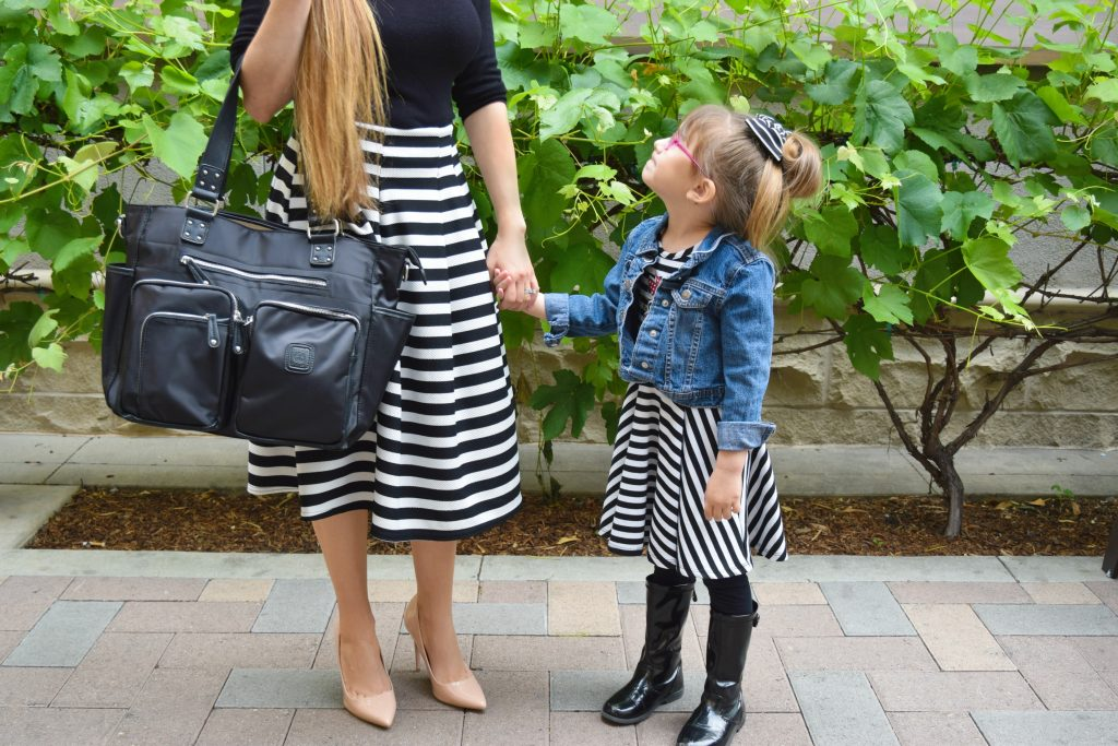 Cee Cee & Ryan - Diaper Bag - Review - Giveaway - Mommy & Me - Sunday's Best