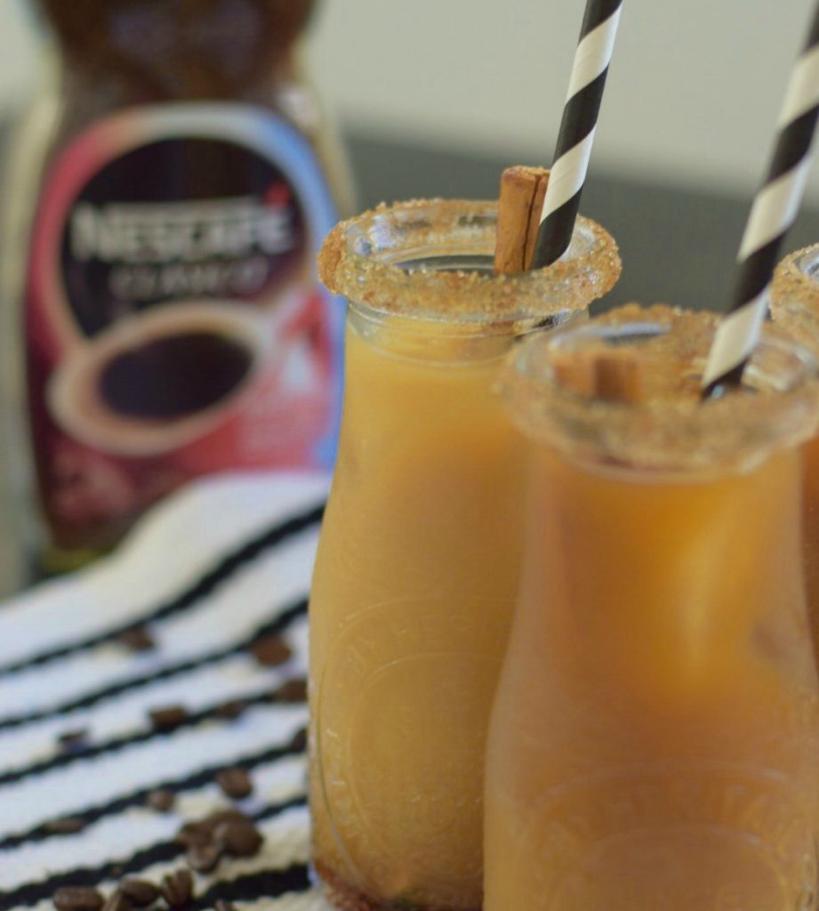 Iced Mexican Coffee Recipe — Dishmaps
