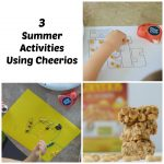 3 Summer Activities Using Cheerios®