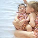 Twinning Tuesday: Indego Africa Romper