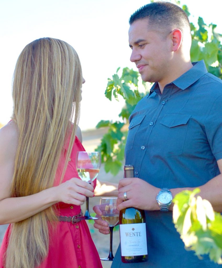 Wente-Wine-Vineyards-Our Journey-Marriage