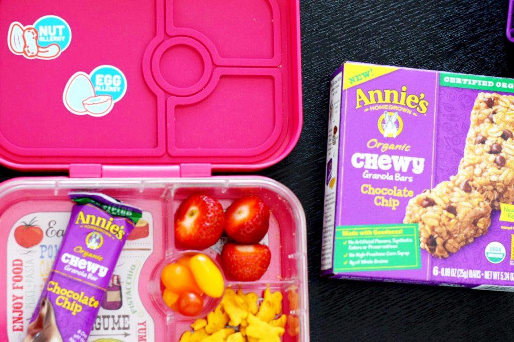 Annie's Homegrown-Organic-Granolabars