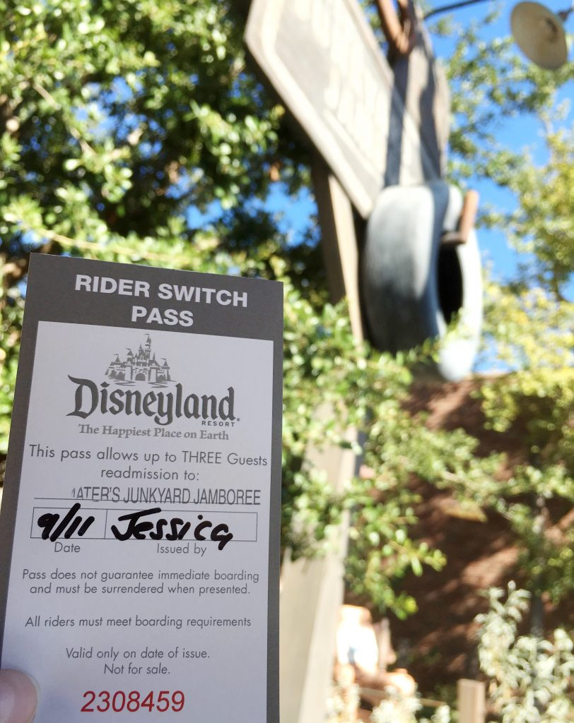 Disneyland-Rider-Switch-Pass