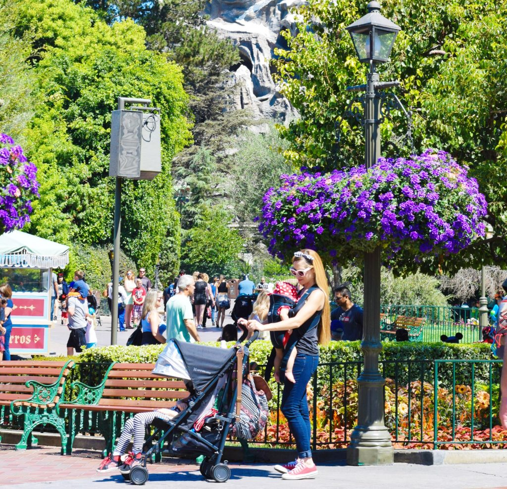 uppa-baby-disneyland-lightweight-stroller