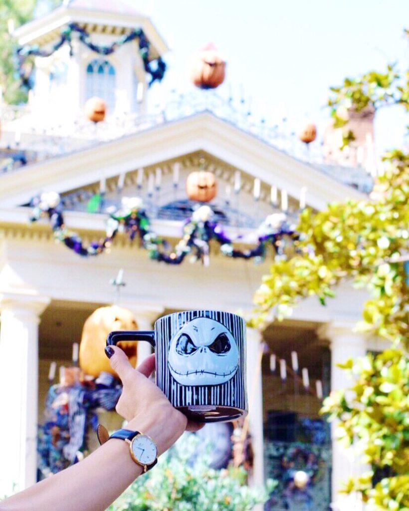 Daniel-Wellington-Watch-Disneyland-Walt Disney-Jack Skellington
