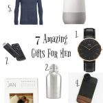 7 Amazing Gifts For Men