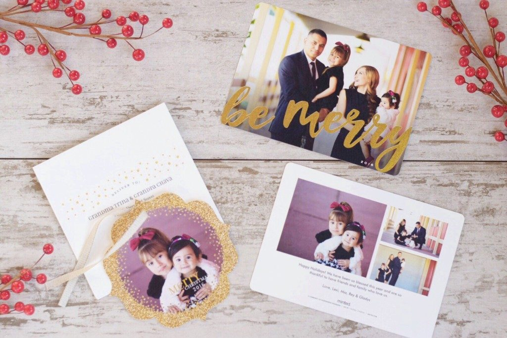 Minted Gorgeous-ornament-holiday-cards
