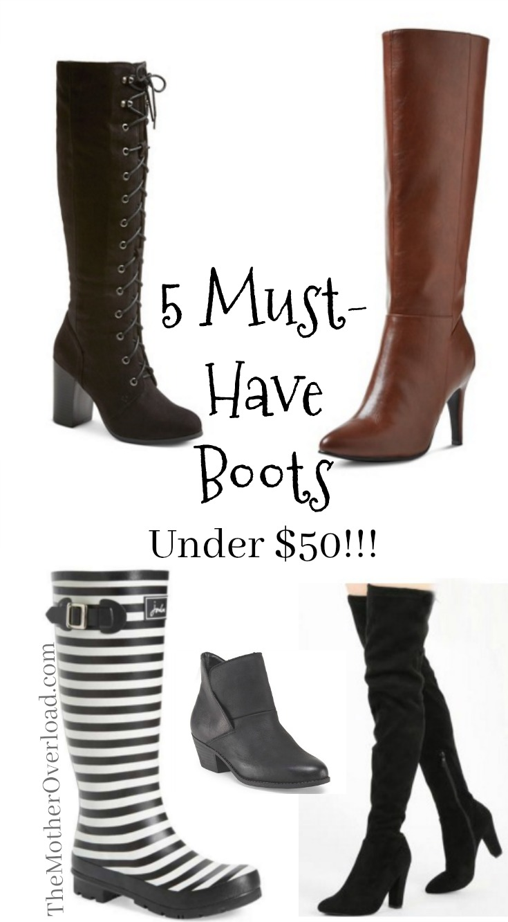 50 Must Have Rv Accessories Rv Supplies In 2019 Expert: 5 Must-have Boots Under $50