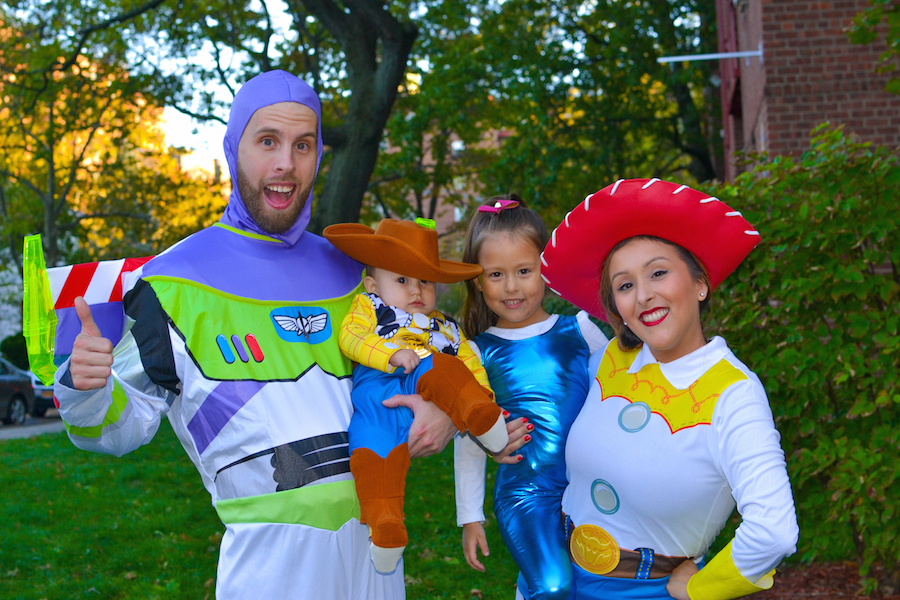 Plus my blogger amiga Betsy has some super cute costume ideas too. Check out these photos and stop by her blog to see more here. Happy Halloween!  sc 1 st  The Mother Overload & Halloween Costume Ideas for Families - Family Costumes