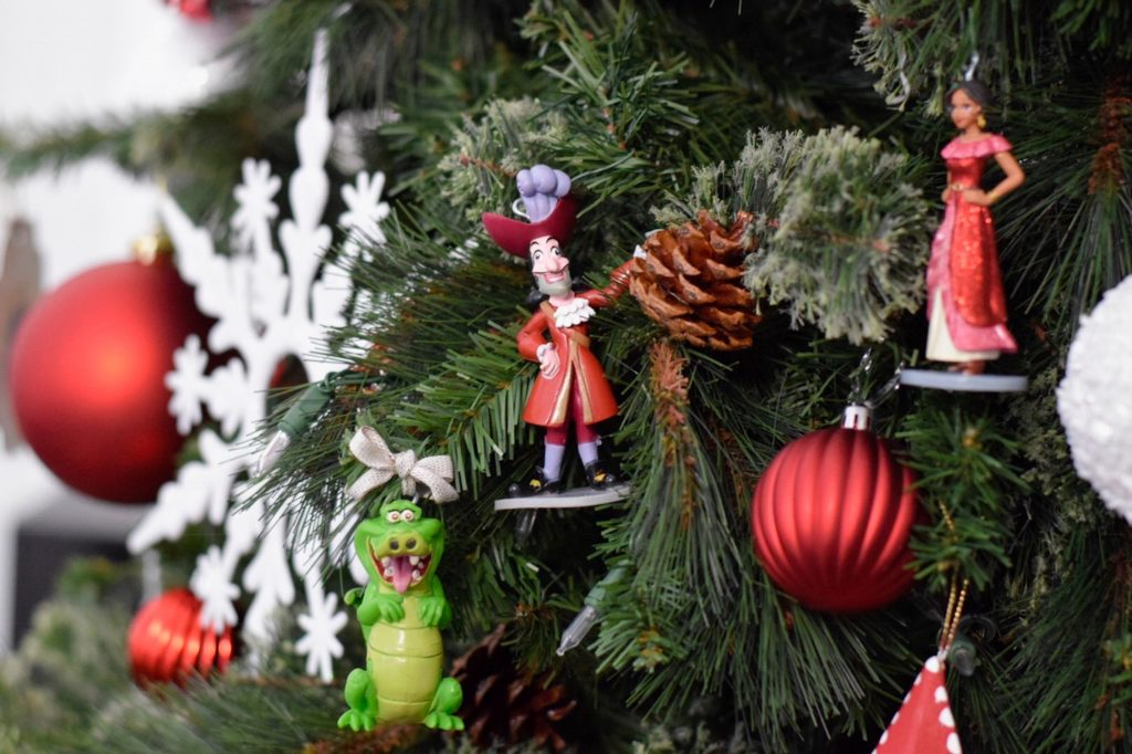 Disney DIY Ornaments Under $2 Christmas Tree Decor