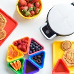 Mickey Mouse Waffles – Eggless-Healthy Twist
