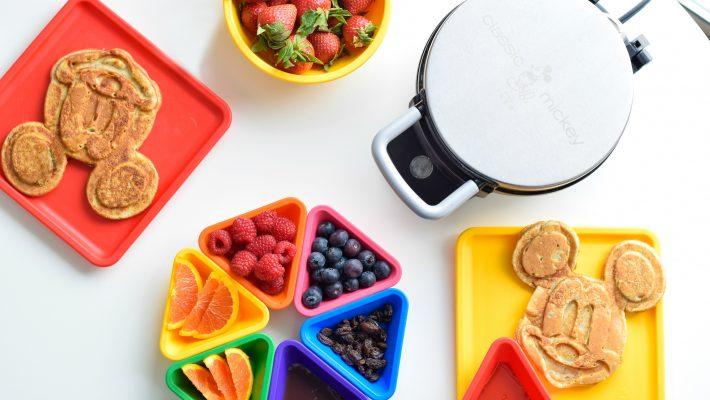 Disney-Mickey-Mouse-Waffles-Healthy-Eggfree-eggless-flaxseed-chia seed-Waffle Machine