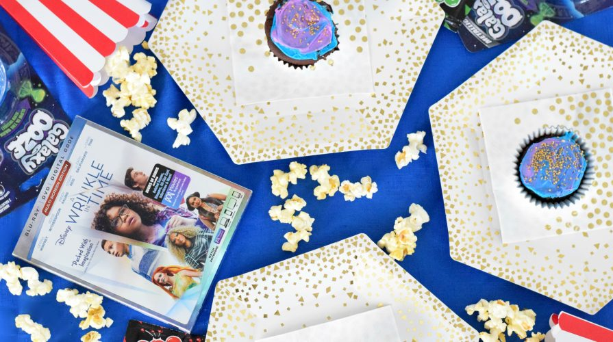 A-Wrinkle-In-Time-DVD-summer-movie-night-family party ideas