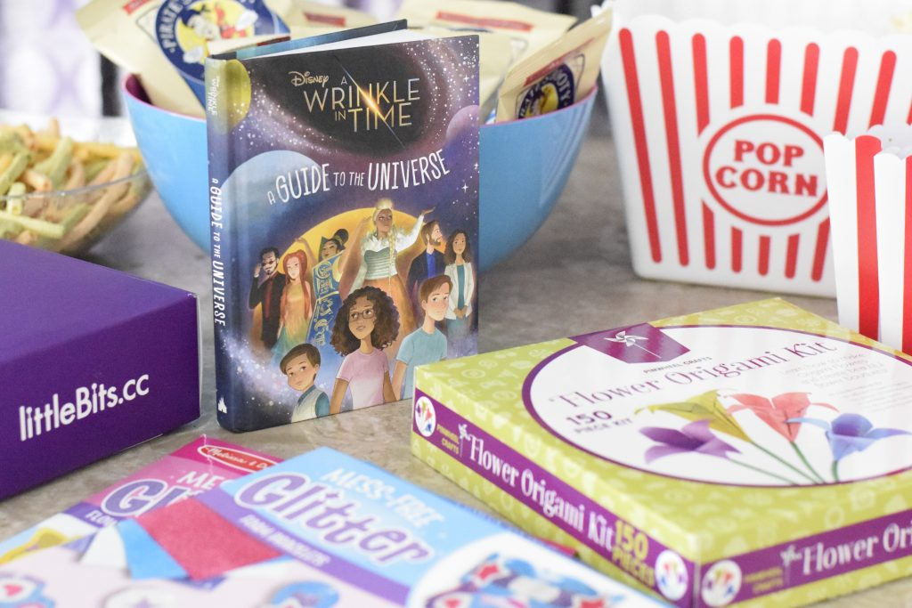 Disney's A Wrinkle In Time DVD - Summer Get Together