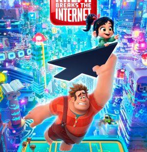 RALPH BREAKS THE INTERNET: WRECK-IT RALPH 2 Trailer Poster