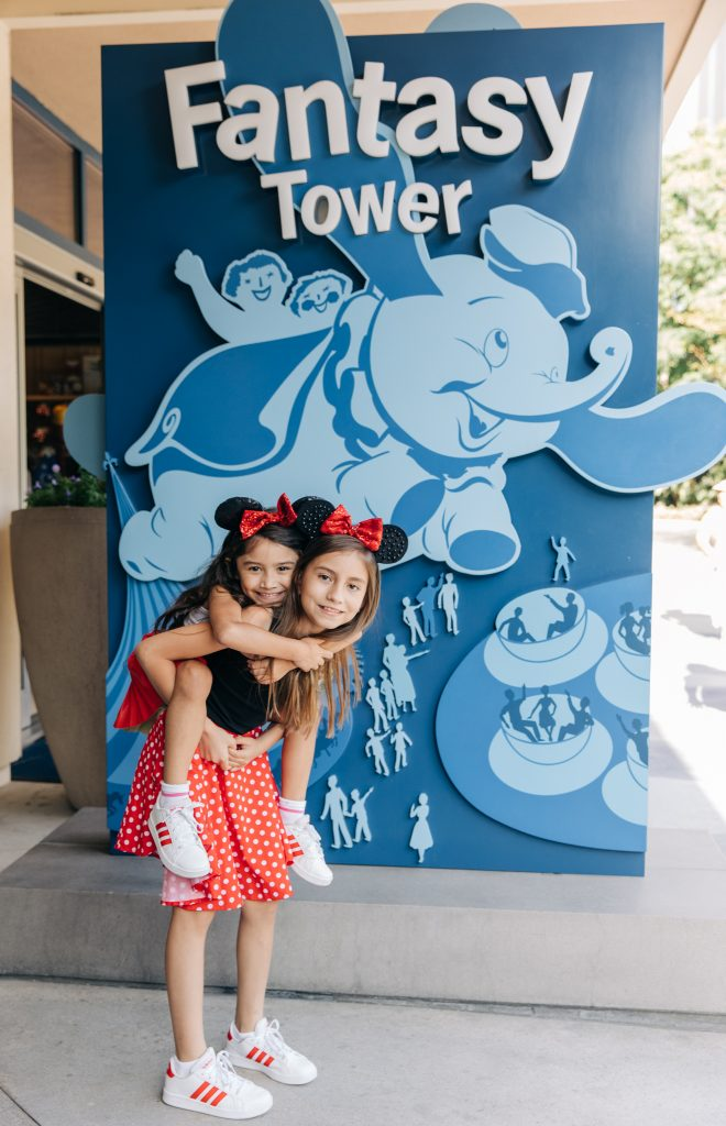 Reasons to stay at Disneyland Hotel 2021 Celebrate a birthday Fantasy Tower