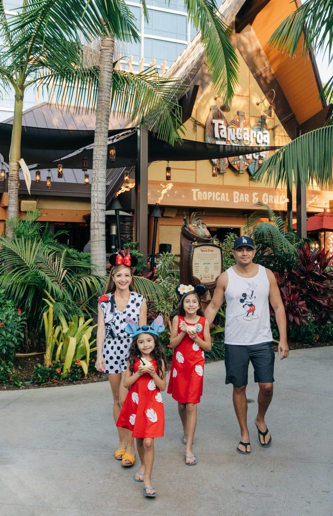 Reasons to stay at Disneyland Hotel 2021 Celebrate a birthday Dole Whip Tangaroa Terrace