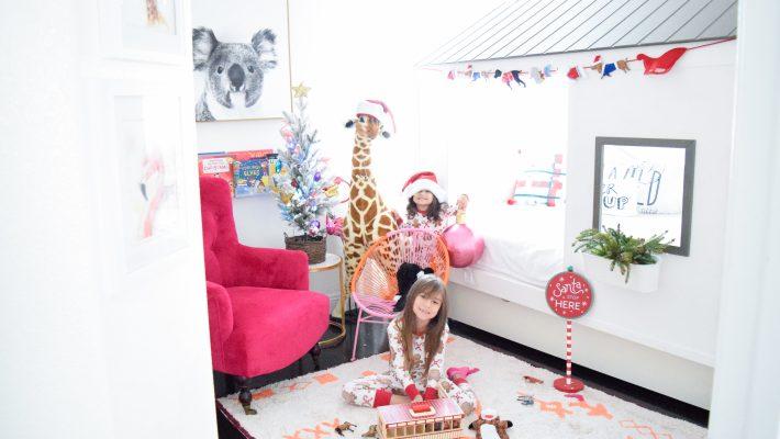 Melissa&Doug-Take Back Childhood-holiday gift guide-kids-children-toys-2018-#takebackchildhood-Operation Less Screen Time For Kids-girls modern room-decor for kids-girls room