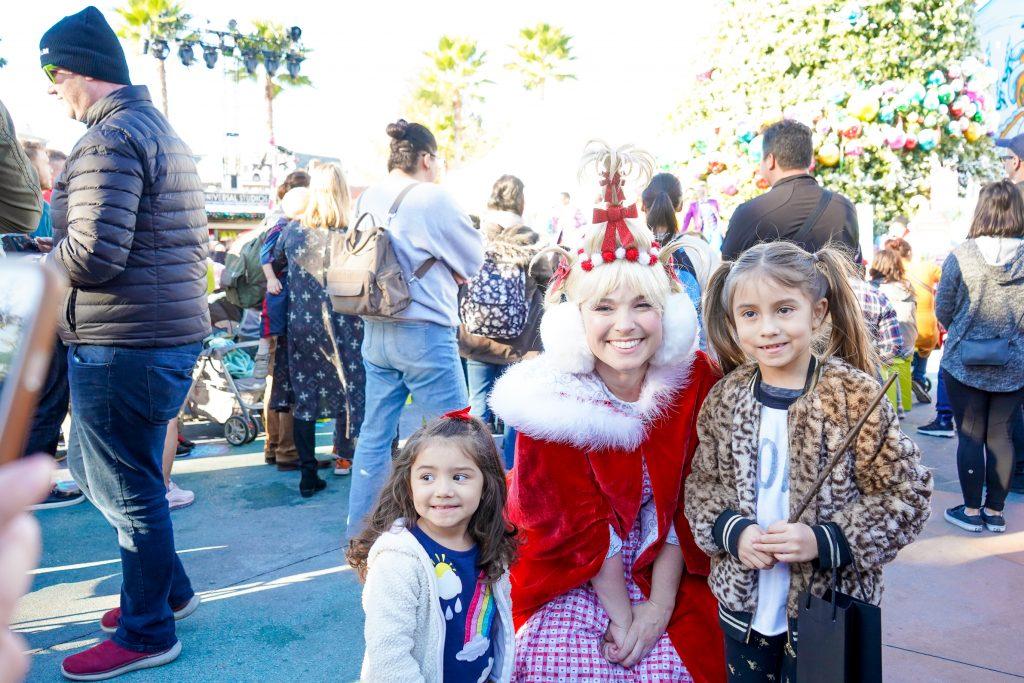Cindy-Lou Who - Grinchmas Universal Studios hollywood Christmas 2018