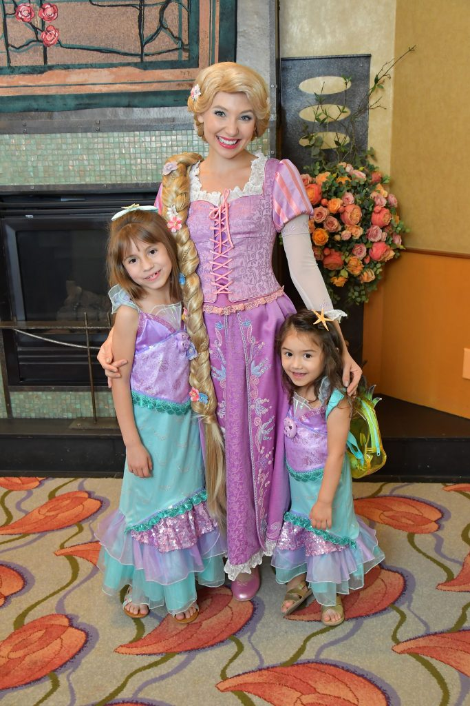PhotoPass-Disney-Princess-Breakfast-Adventure- Grand Californian Hotel- Disneyland-Character Dining-Drink Menu-Napa Rose-Repunzel