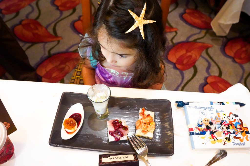 Disney-Princess-Breakfast-Adventure- Grand Californian Hotel- Disneyland-Character Dining-allergy food friendly