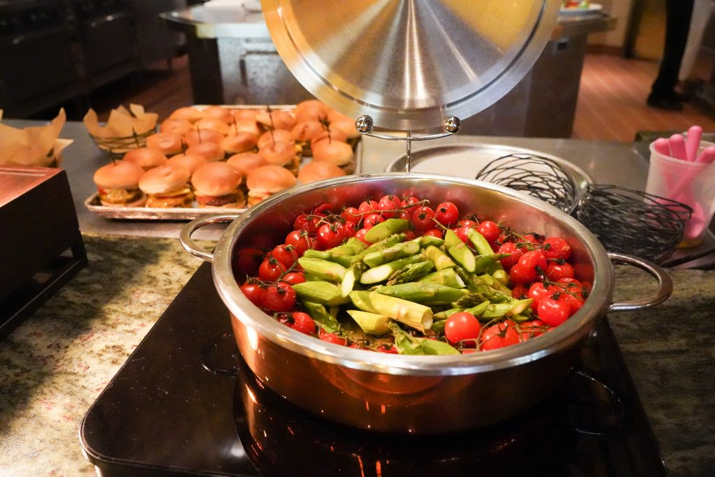 Disney-Princess-Breakfast-Adventure- Grand Californian Hotel- Disneyland-Character Dining-buffet-Napa Rose