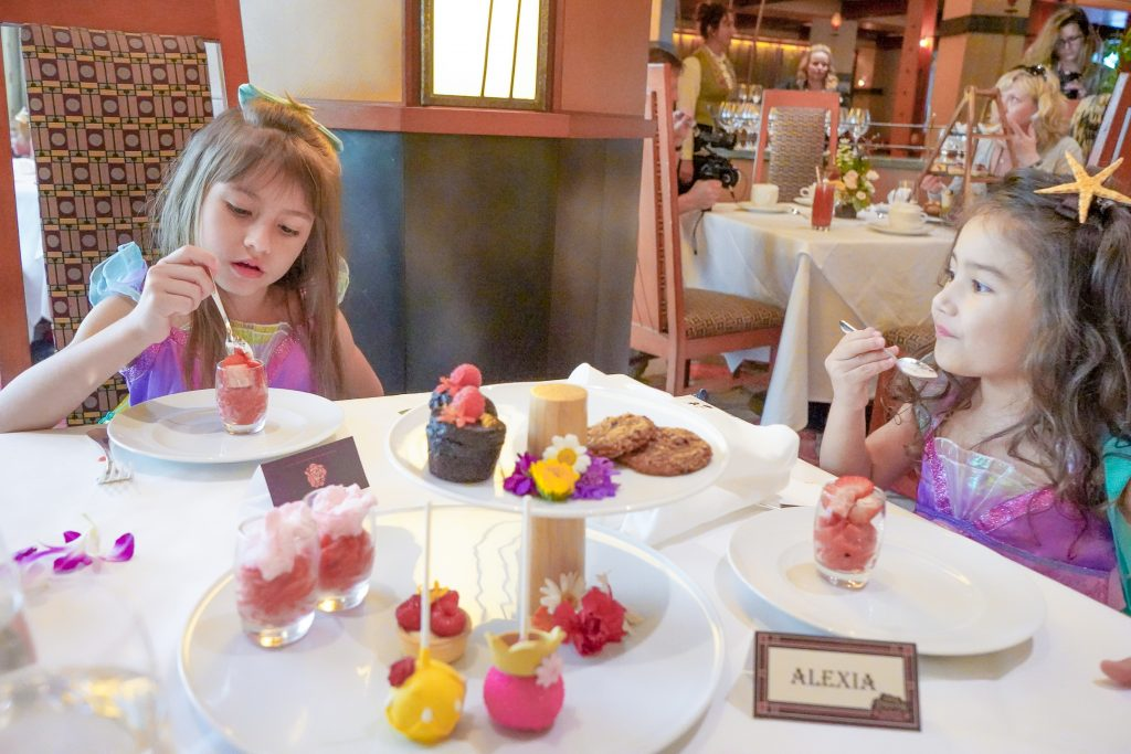 Disney-Princess-Breakfast-Adventure- Grand Californian Hotel- Disneyland-Character Dining