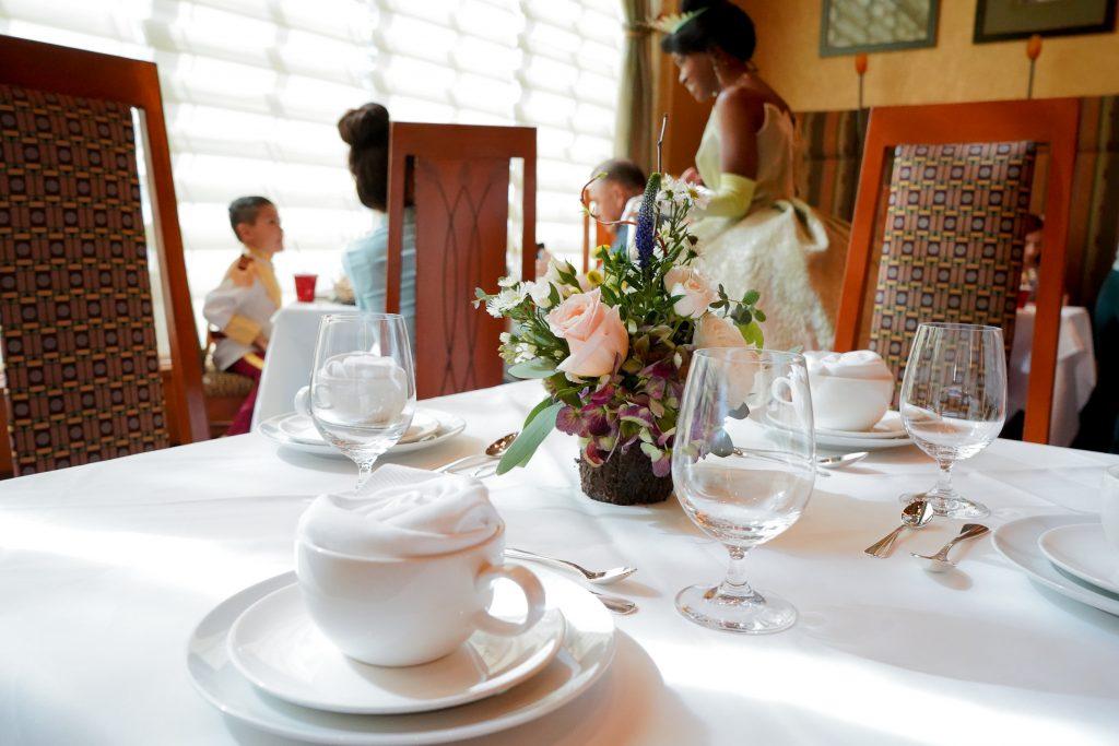 Disney-Princess-Breakfast-Adventure- Grand Californian Hotel- Disneyland-Character Dining - Food Allergy Friendly