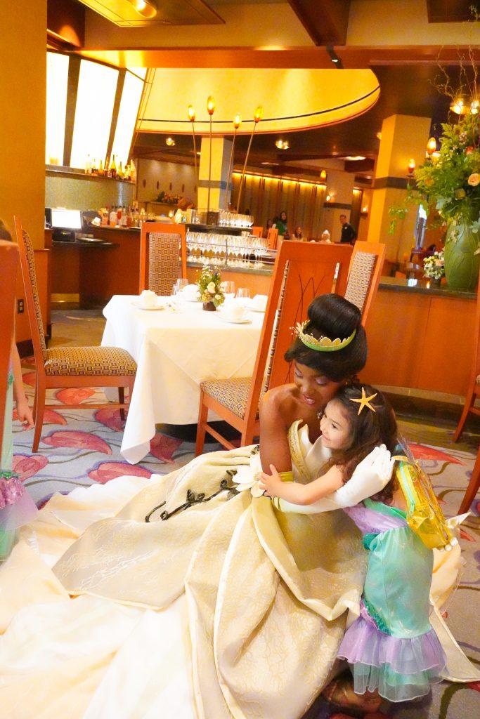 Disney-Princess-Breakfast-Adventure- Grand Californian Hotel- Disneyland-Character Dining-Drink Menu-Napa Rose-Tiana