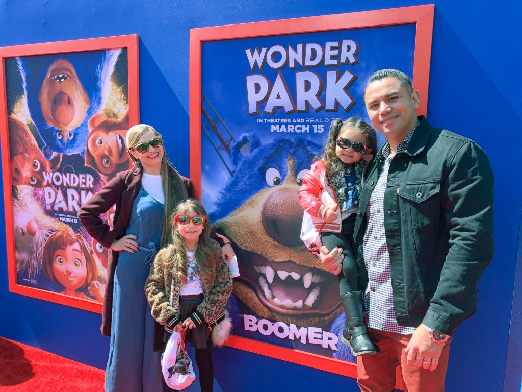 WONDER PARK Review Movie Premiere
